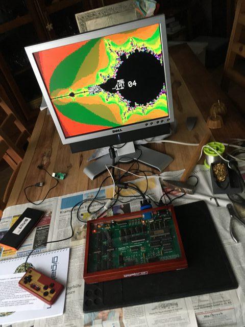 DaZ062 Alte Männer, alte Rechner